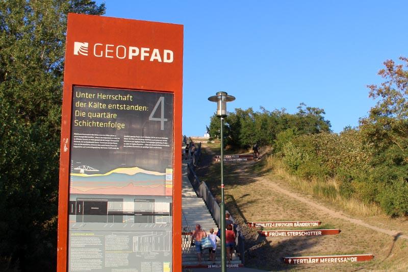Geopfad Markkleeberger See