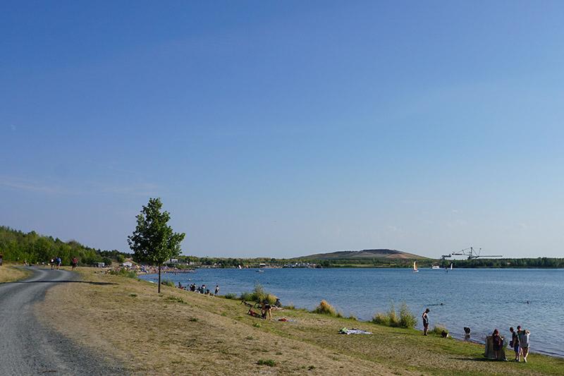 Seerundweg Markkleeberger See