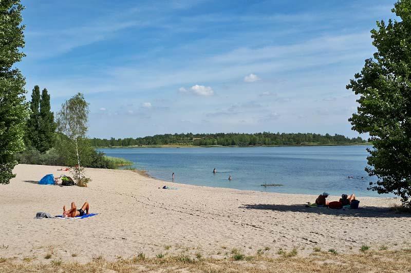 Hayaner Strand Schladitzer See